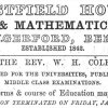 school adverts 1871-westfield
